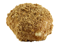 Apple Crumb Donut