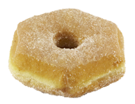 Sugar Ring Yeast Donut