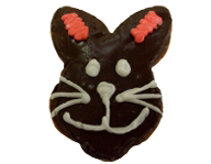 Chocolate Bunny Cookie