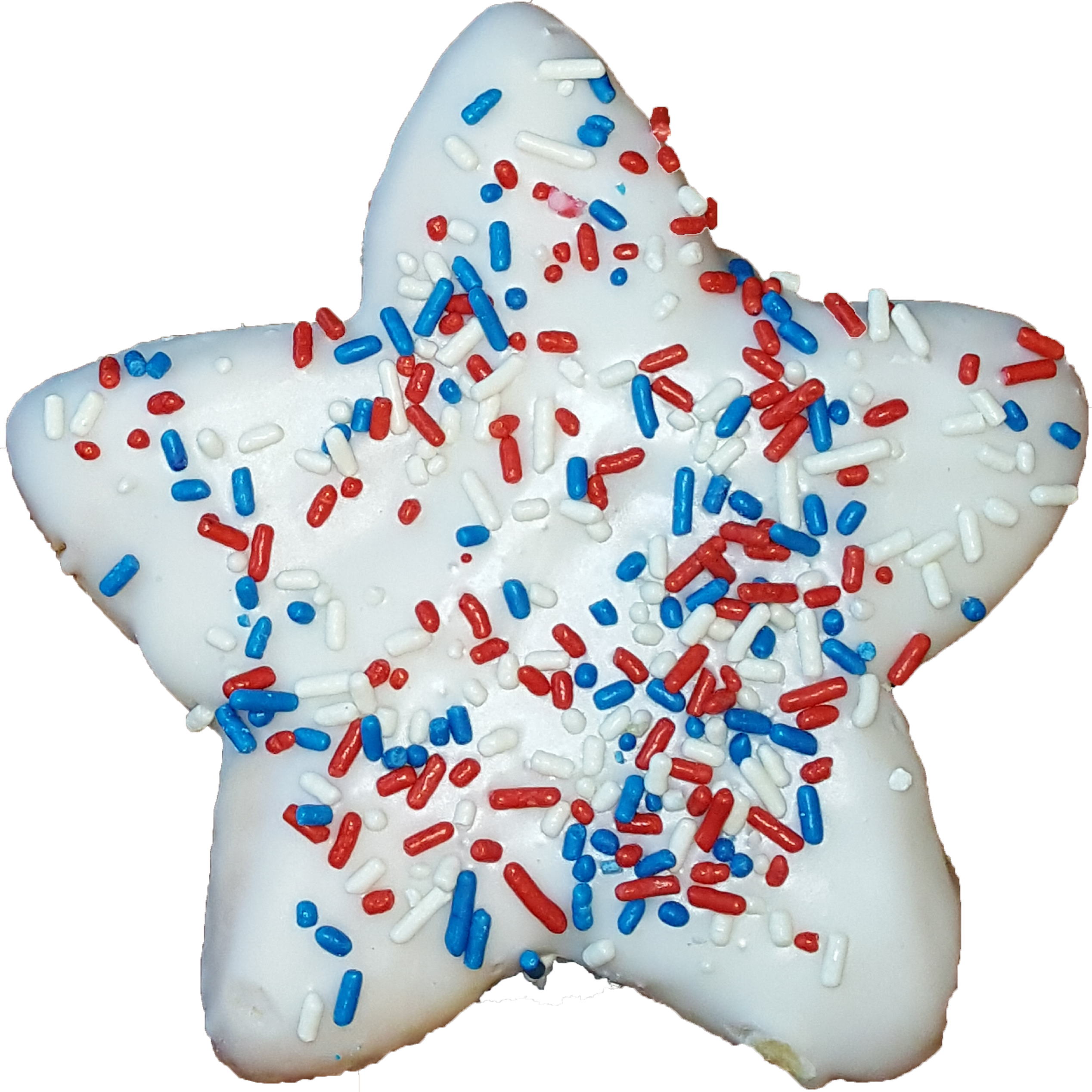 Star Sprinkle Cookie