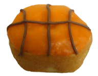 Basketball Donut