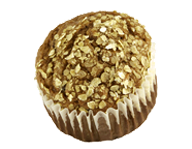 Glorious Bran Muffin