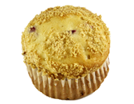 Cran Orange Muffin