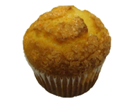 Orange Delight Muffin