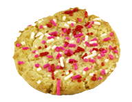 Sugar Cookie with Sprinkles
