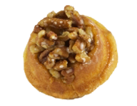 Mini Caramel Nut Roll