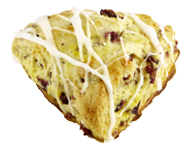 Cran Orange Scone